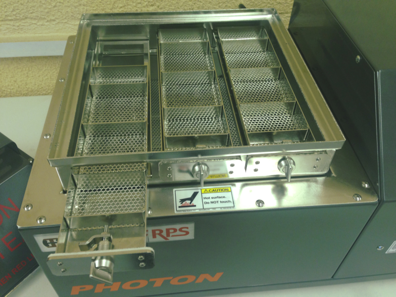 RPS Steam Ager Drawer Unit for Artificial Age Testing of components