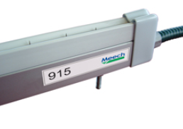 915 Series Anti-Static Ionizer Bars for anti-static isolation and neutralization