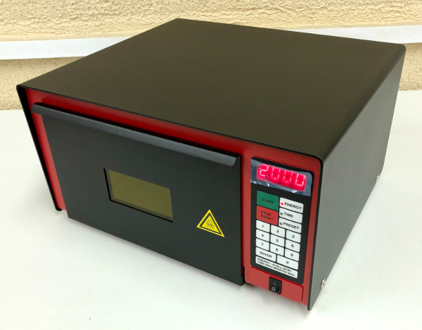 Benchtop UV Cure Chamber