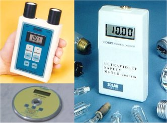 Sunburn UV Meter