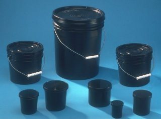 UV Ink & Paint Storage Containers Jars & Bottles