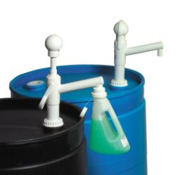 Hand Pumps For Chemicals, Inks, Paints, Coatings & Viscous Liquids