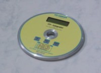 DVD and CD UV Light Meter Radiometer
