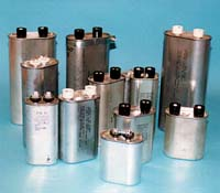 UV Lamp Power Supply Replacement Capacitors