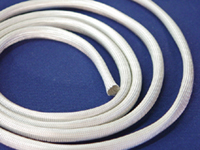 UV Braided High Temperature Resistant FIBERGLASS SLEEVING