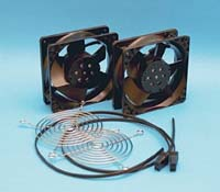 Cooling FANS FOR UV SYSTEMS